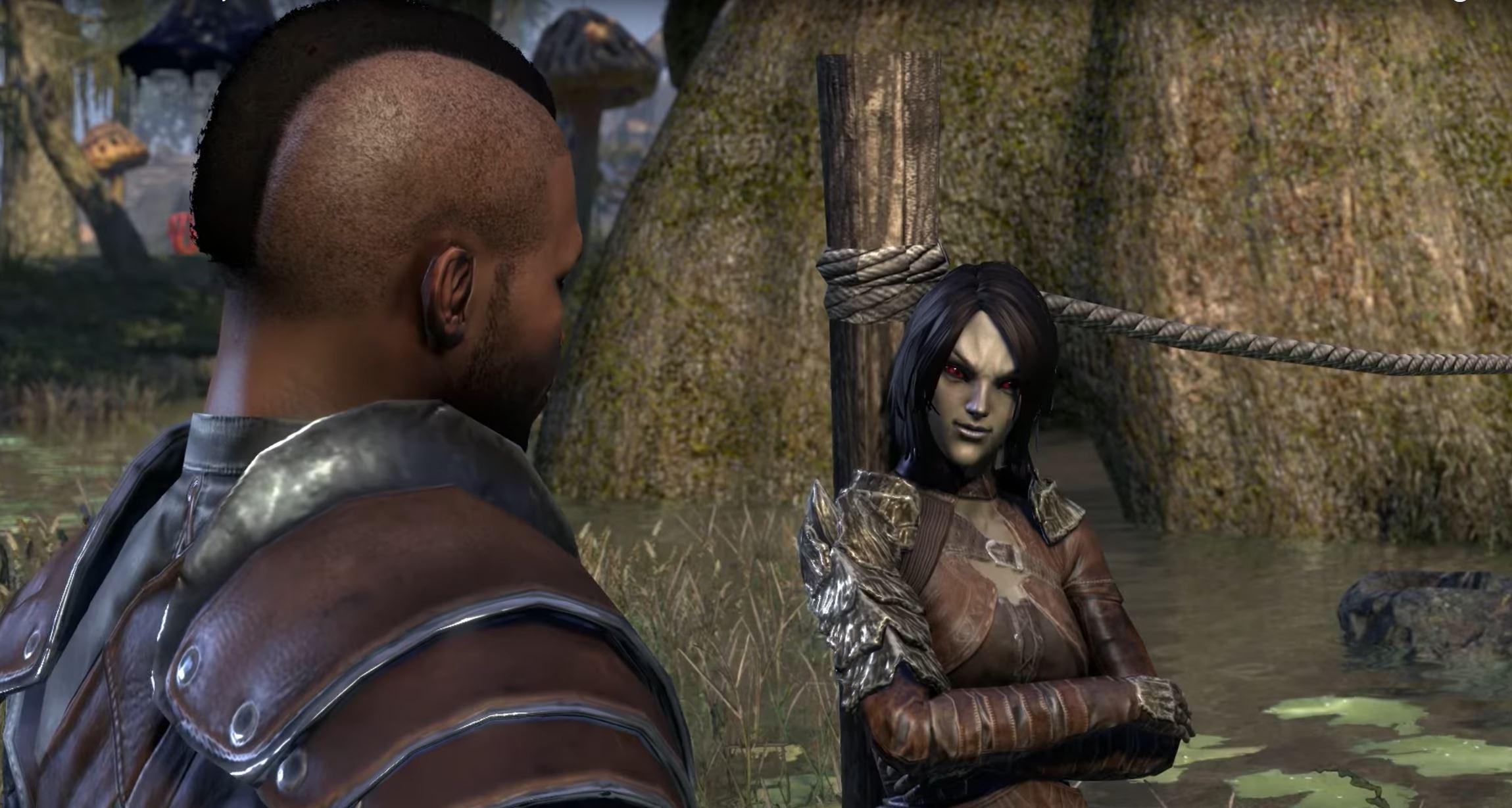 "ESO: Morrowind – Hüter-Video – ""Komm in meinen Zauberwald"""
