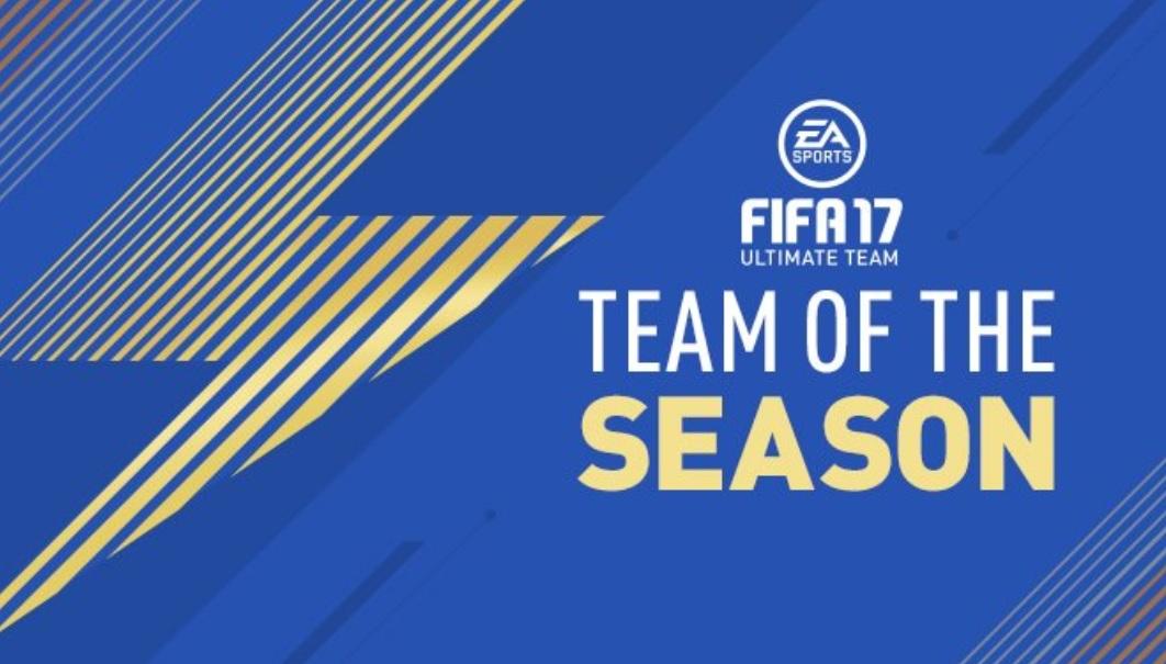 FIFA 17 TOTS: Most Consistent – Team of the Season beginnt!