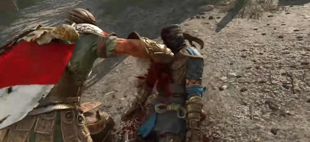 For Honor: Arm ab, Kopf ab – So brutal sind die Zenturio-Exekutionen