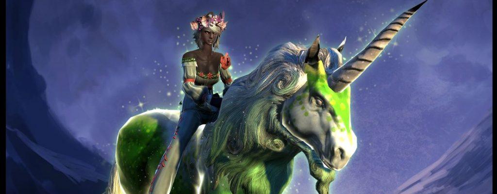 Neverwinter: Gewinnt ein Einhorn-Mount für Xbox One oder PS4