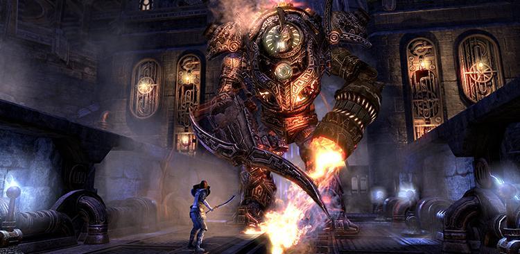 ESO: Morrowind – Hallen der Fertigung: Dieser Raid wird komplex!
