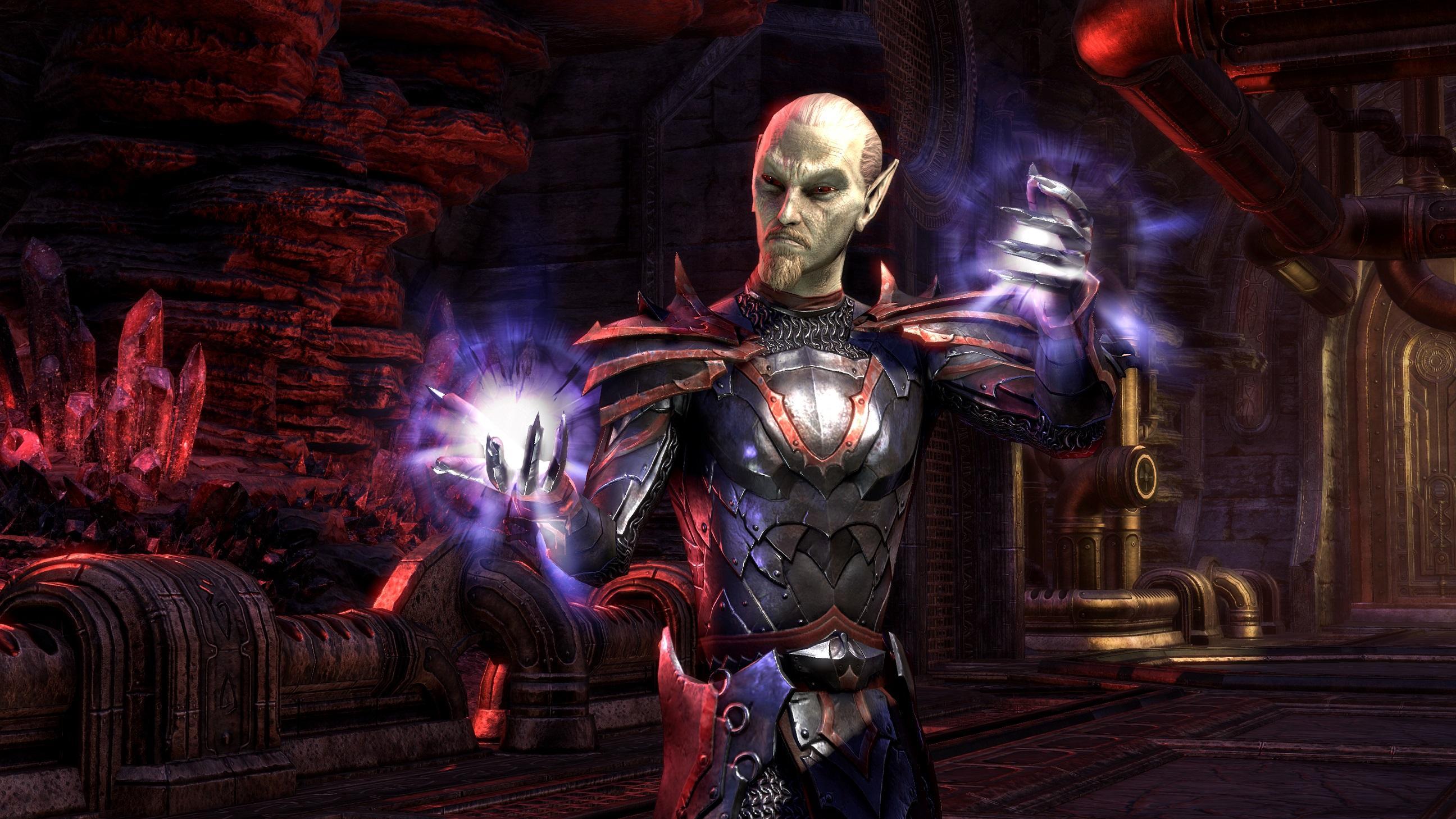 """The Elder Scrolls Online: Zauberweben – """"Es ist noch nicht tot!"""""""
