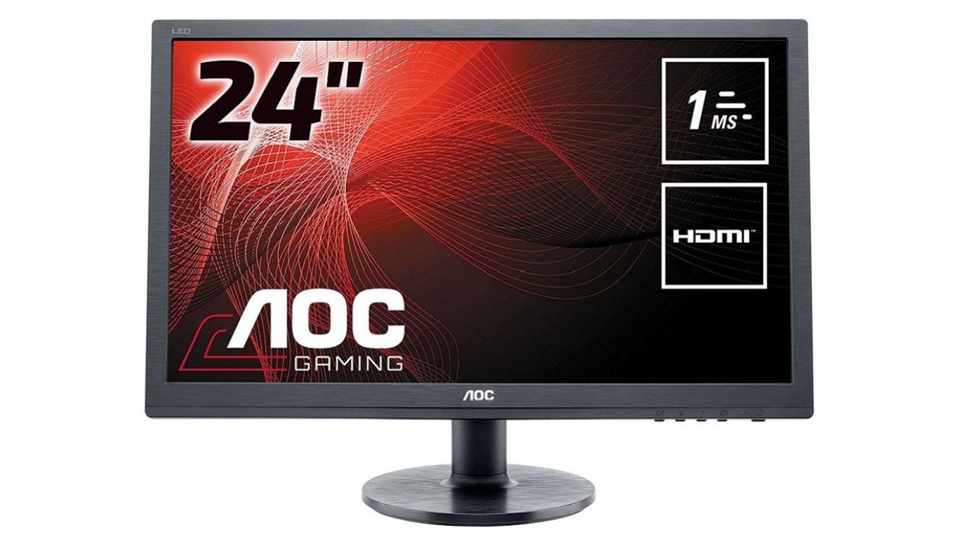 Amazon-Angebote am 2.6.: 24 Zoll Monitor von AOC, Sony-Soundbar