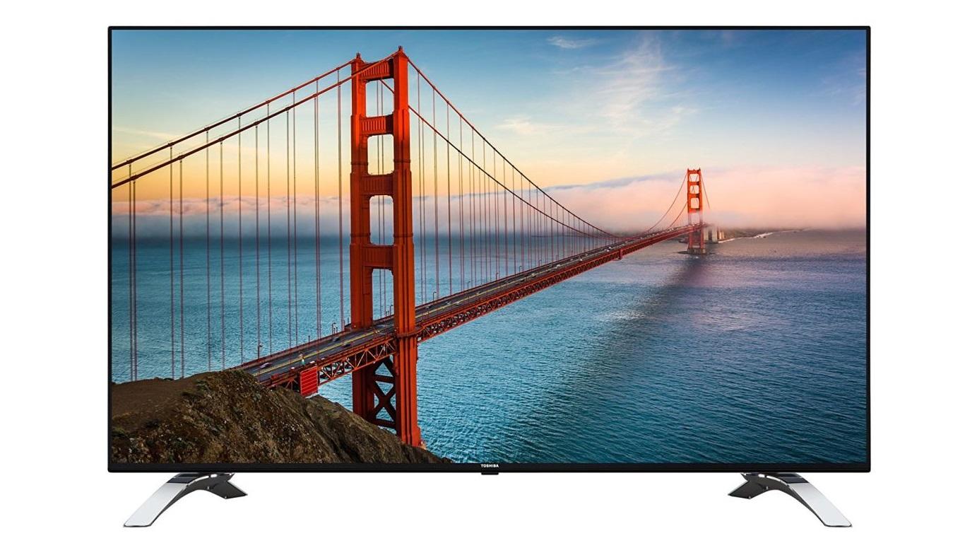 Amazon-Angebote am 7.6.: UHD-Fernseher von Toshiba und Sony