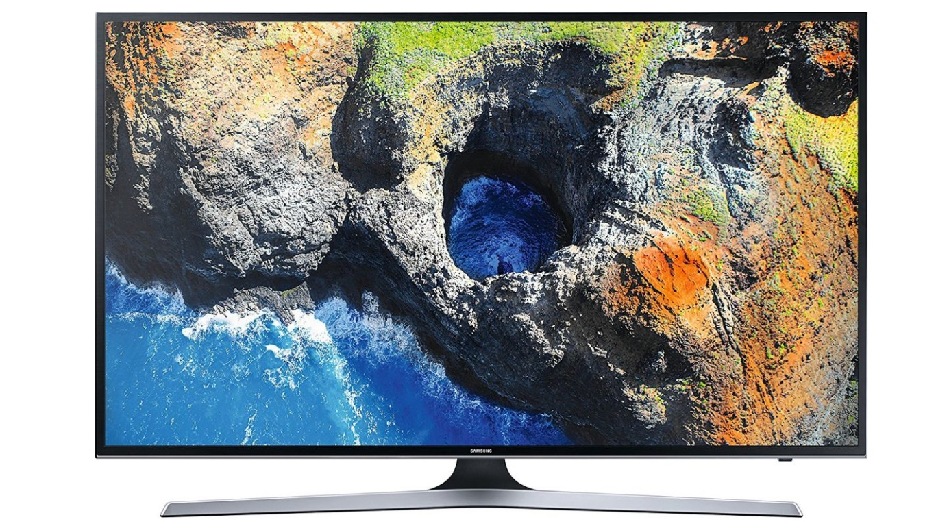 Amazon-Angebote am 9.6.: Samsung 40 Zoll UHD-TV