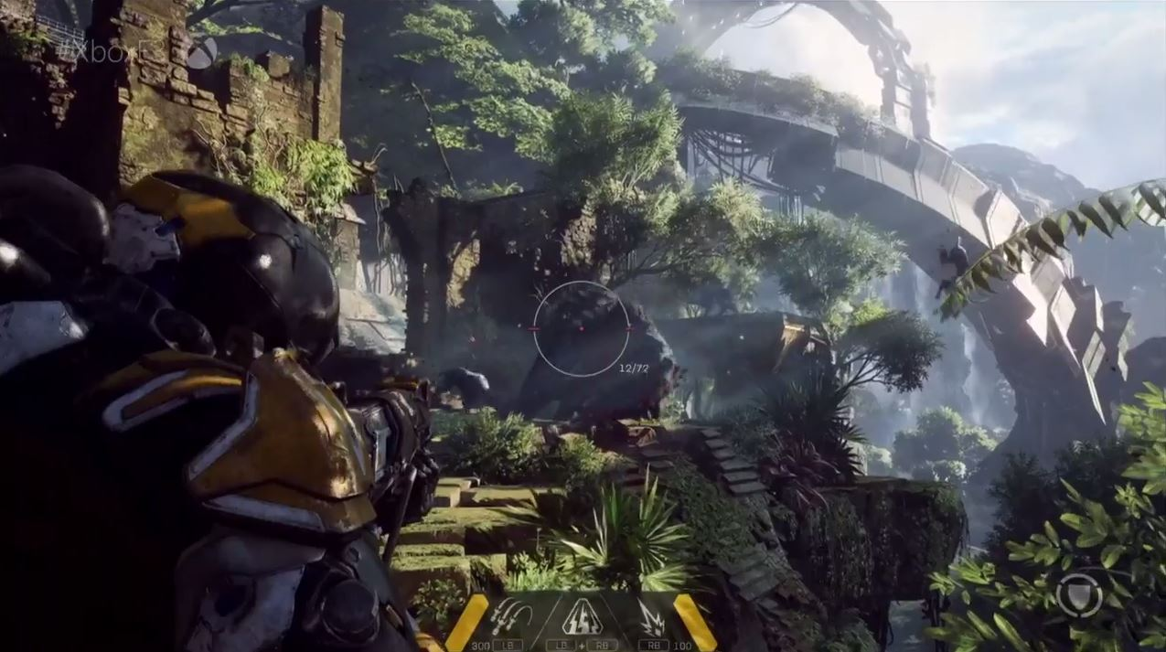 """Anthem kann solo durchgespielt werden – Hat eine """"BioWare""""-Story"""