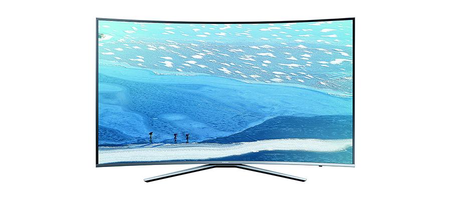 Amazon Blitzangebote am 24. Juni – Samsung Curved-4K-Fernseher