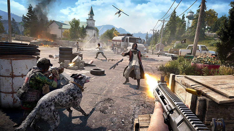 Reviews zu Far Cry 5: Diese Wertungen gibt die Fachpresse!