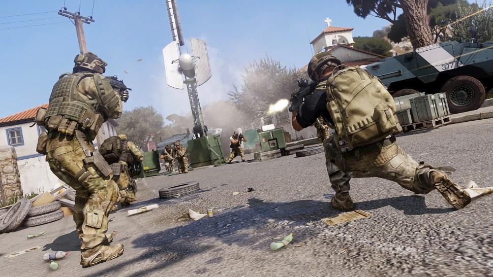 ARGO: Neuer Hardcore-Taktik-Shooter mit riesigen Gebieten