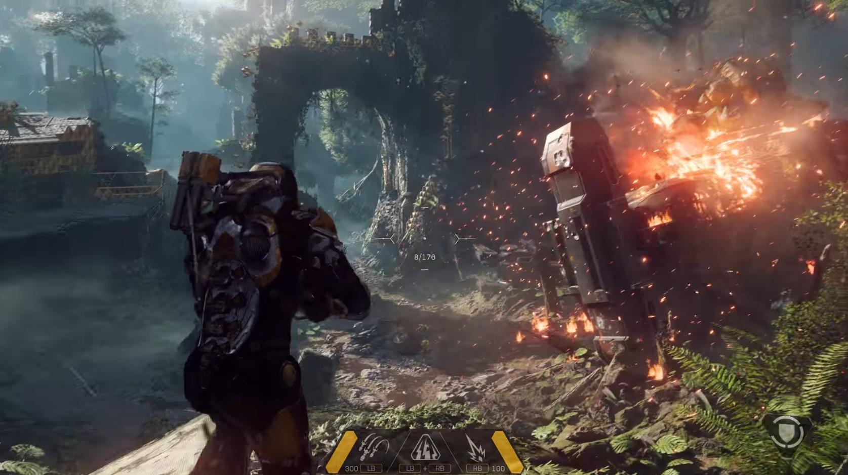 LFG – Anthem sucht Euch automatisch Mitspieler, auch für Raids