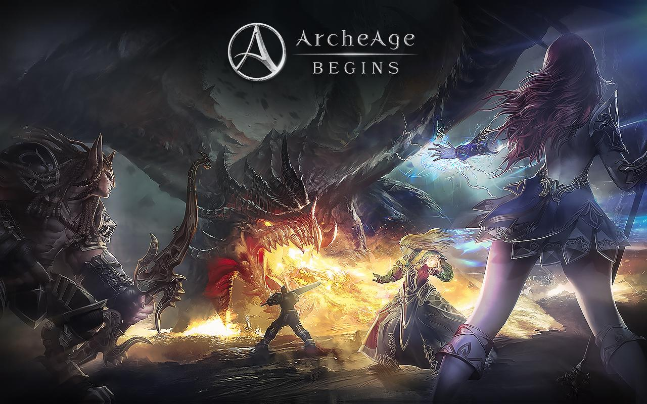 ArcheAge Begins Download – Mobile-MMO jetzt gratis als Android Beta