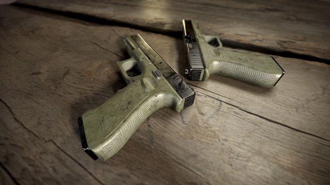 PUBG: Glock 18-C als neue Pistole –  Spieler-Zombies werden schnell