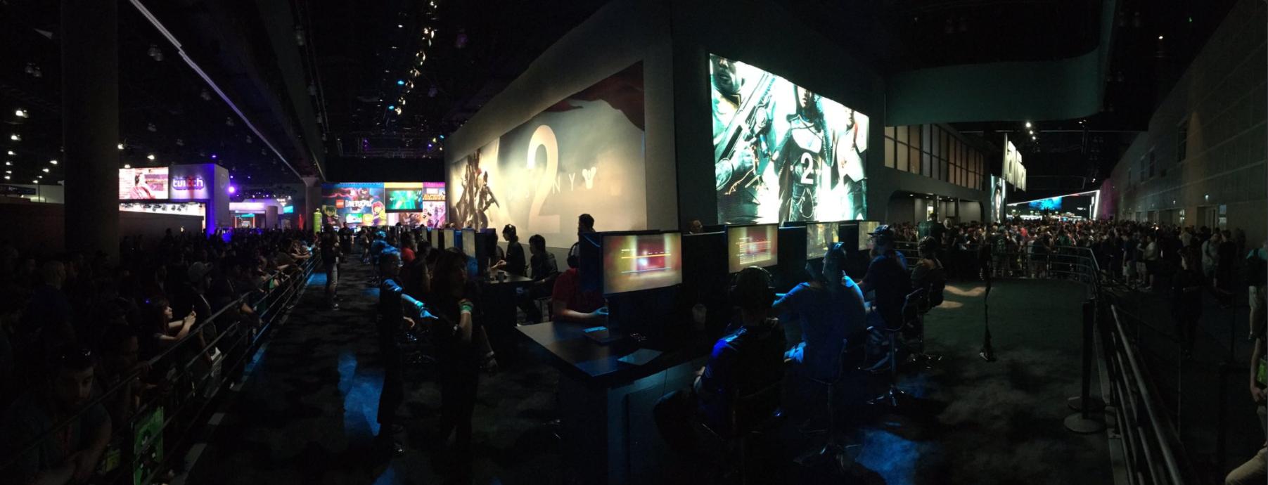 """Destiny 2 auf der E3: """"Bitte esst uns nicht"""" – Spiel des Jahres 2017?"""