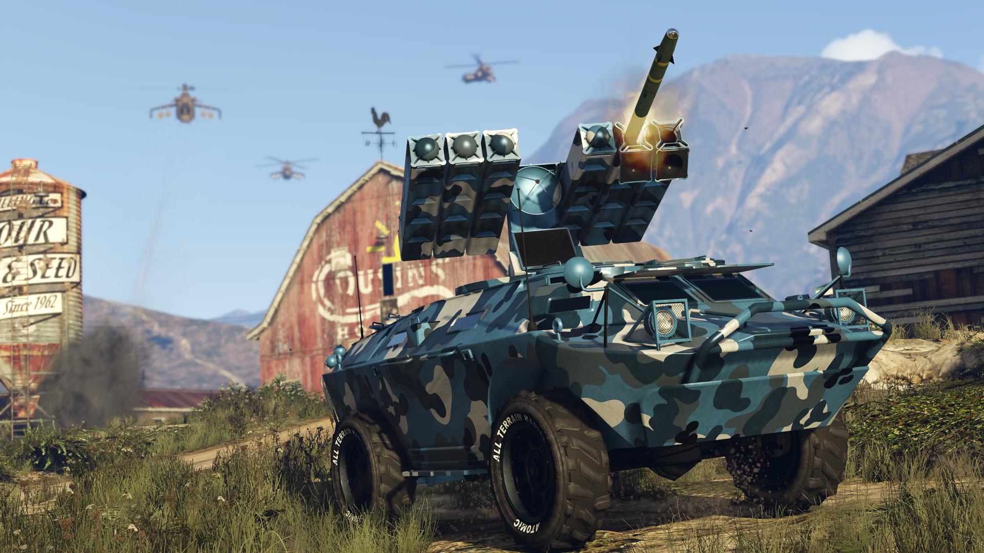 GTA 5 Online: Gunrunning-Update nun aktiv – Heftige Preise für die Inhalte