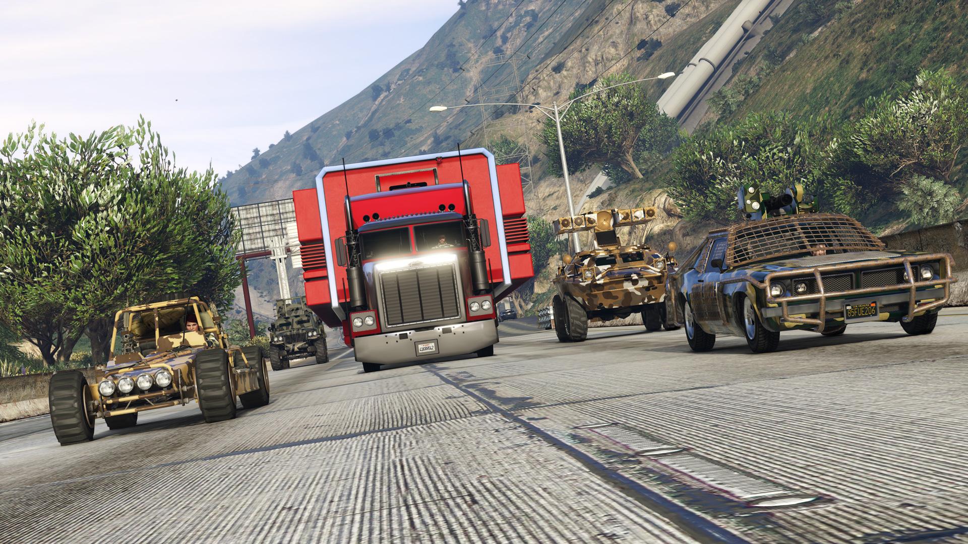 GTA 5 Online: Gunrunning-DLC – Alle Bunker und Fahrzeuge