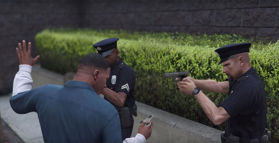 GTA 5: Die Polizei hat keinen Bock auf Fidget Spinner in Los Santos