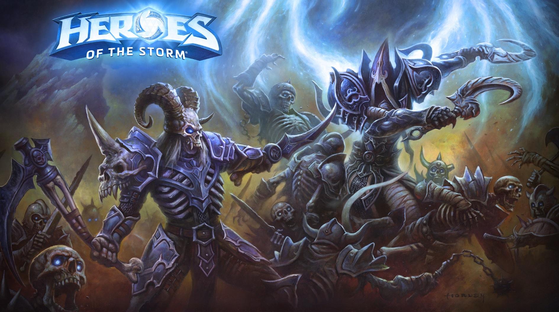 Heroes of the Storm: Malthael ist live – Jetzt Belohnungen abstauben!