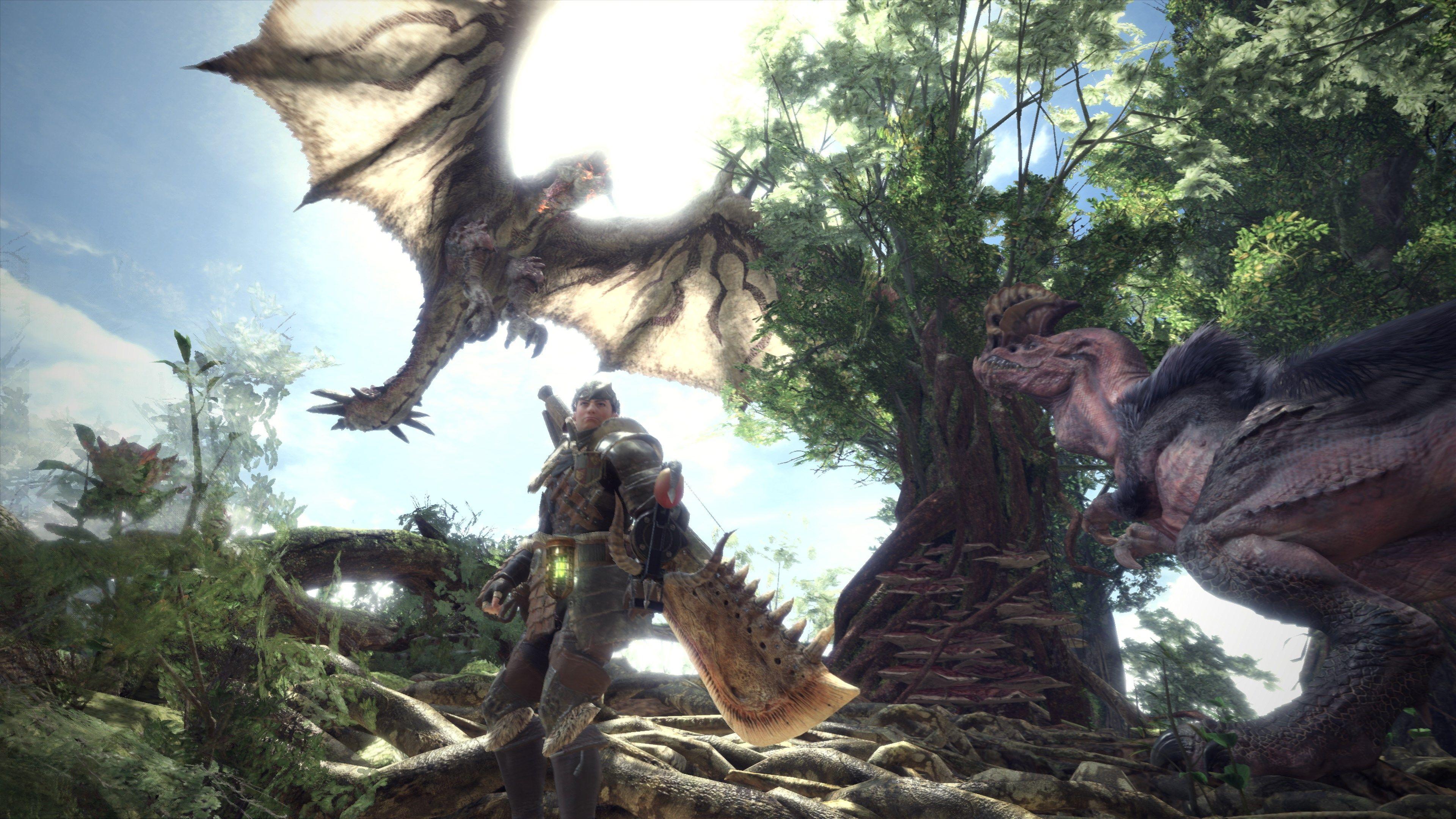 So lange dauert die Story-Kampagne von Monster Hunter World