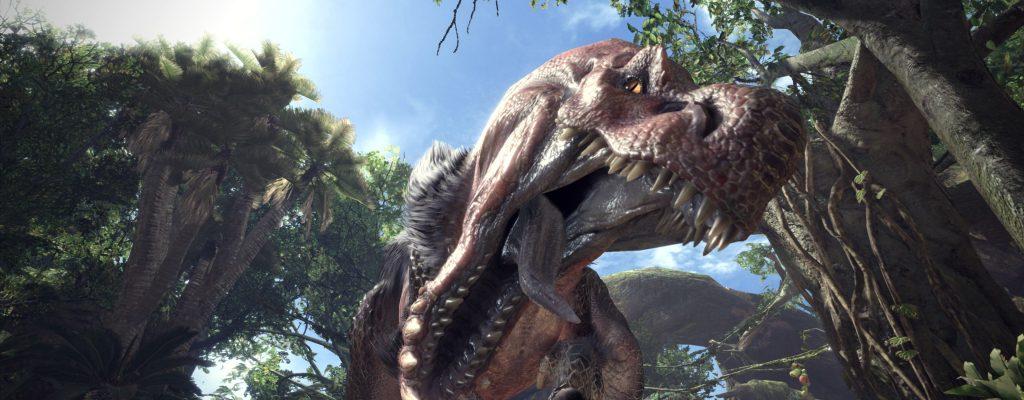 Monster Hunter World: Release für PS4, Xbox One und PC – Trailer