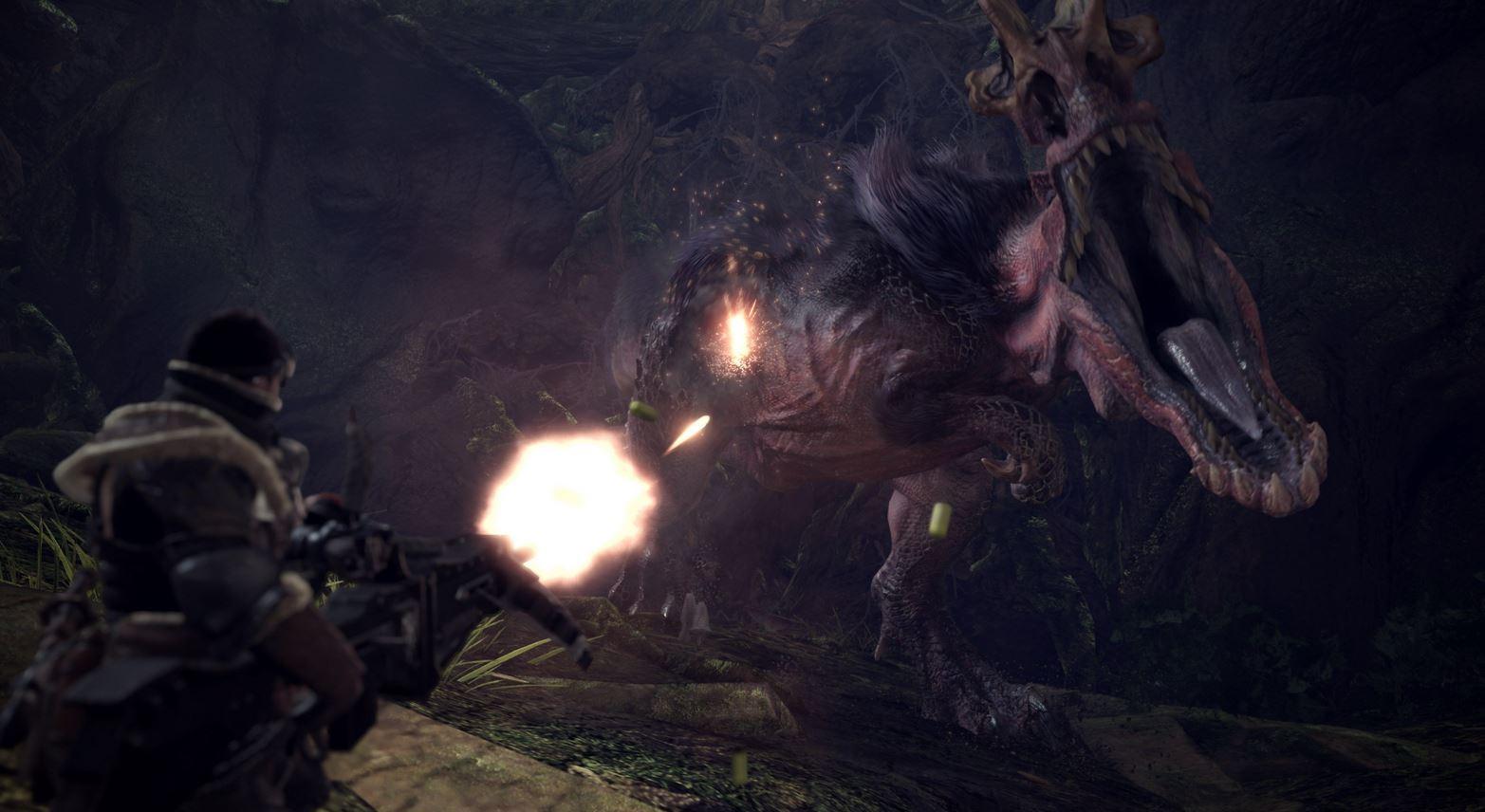 Monster Hunter World hat viele Maps, aber keine Unterwasser-Jagd