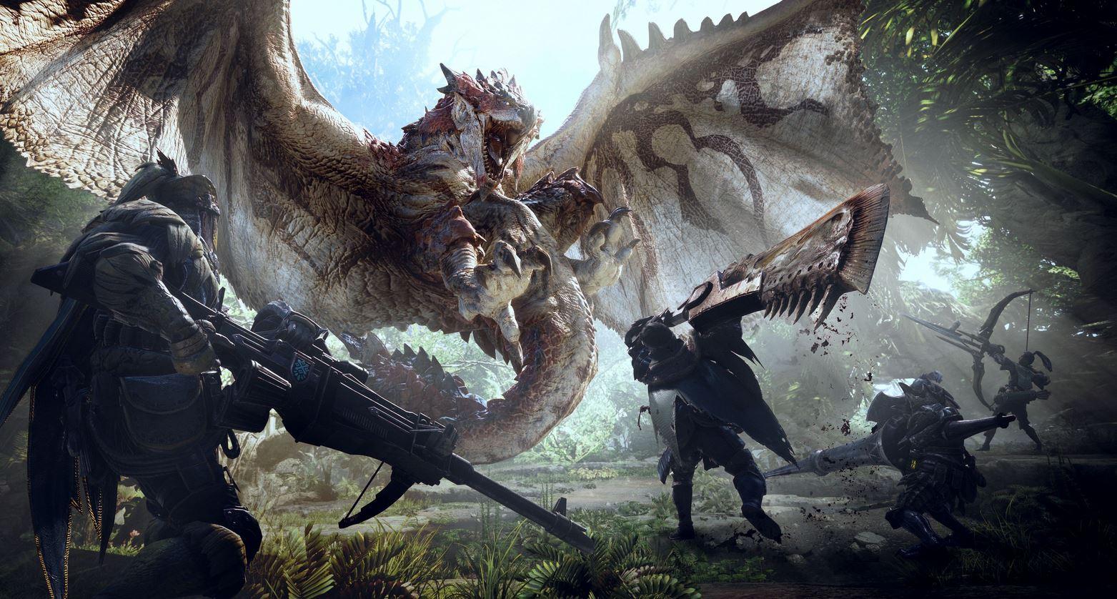"""Monster Hunter World: """"Open World""""-Maps bieten neue Möglichkeiten"""