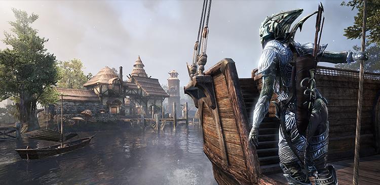 The Elder Scrolls Online: Morrowind – Start nach Wartungsarbeiten