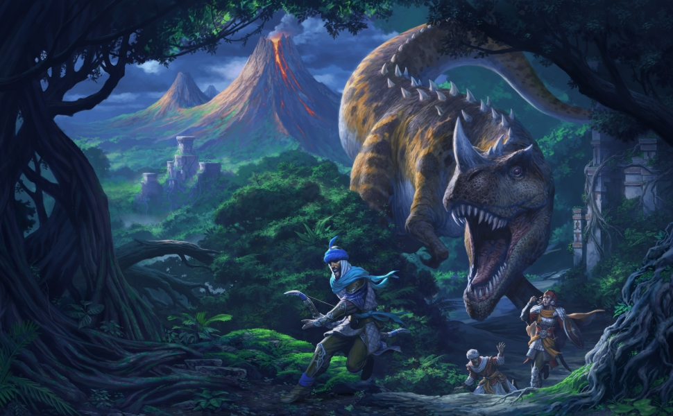 Neverwinter: Neues AddOn – Die Dinos kommen in Tomb of Annihilation!