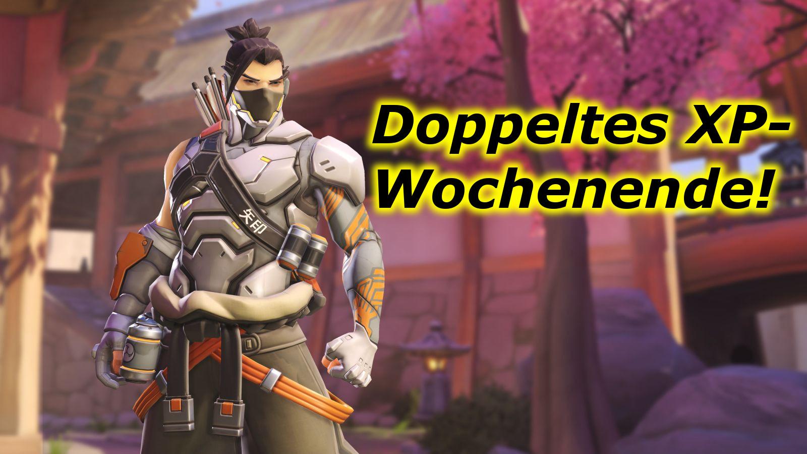 Overwatch: Schnappt Euch den Loot – Doppeltes XP-Event ist jetzt live!