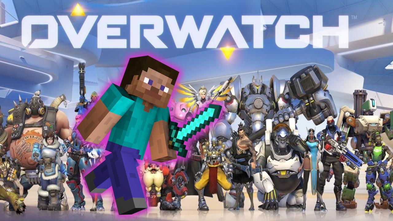 Overwatch: Wie Minecraft Overwatch beeinflusste – Kaplans Geheimnisse