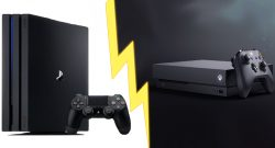 PS4 Pro Xbox One X Titel
