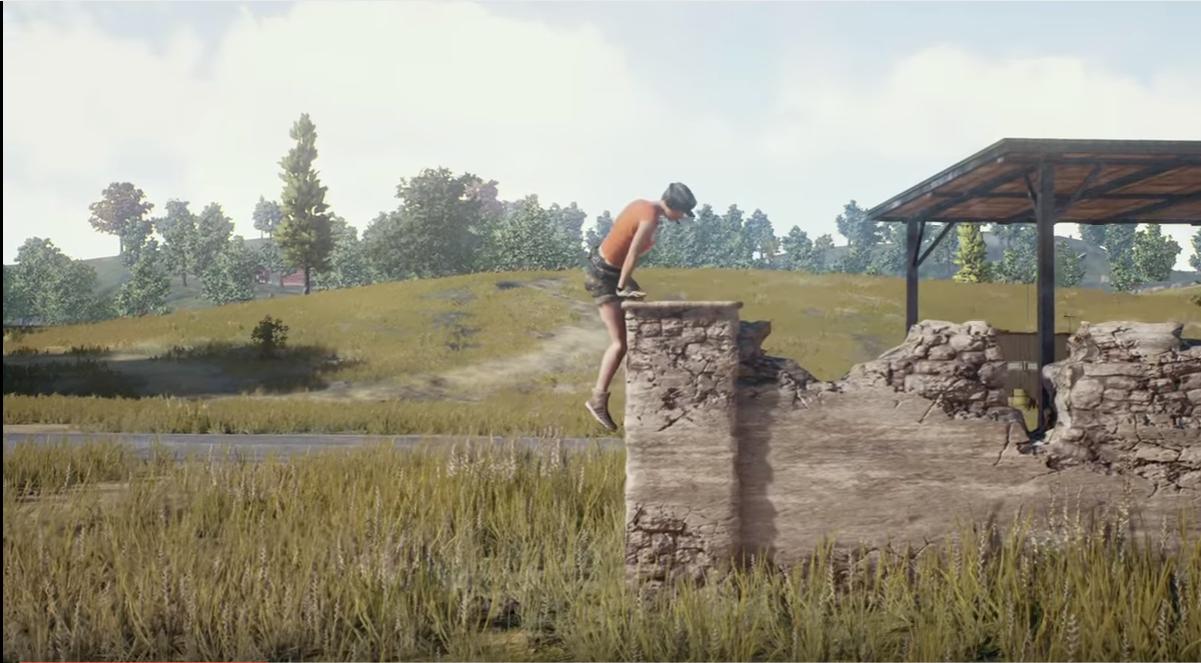"""Diese 3 PUBG-Videos zeigen, wie das """"Klettern"""" das Gameplay verändert"""