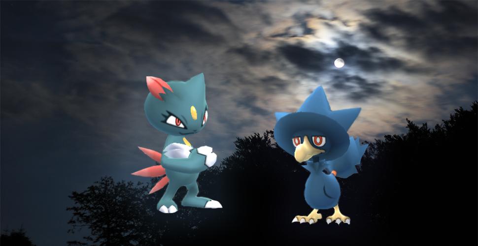 Pokémon GO: Nachtaktive Pokémon – Diese Monster gibt's nachts häufiger