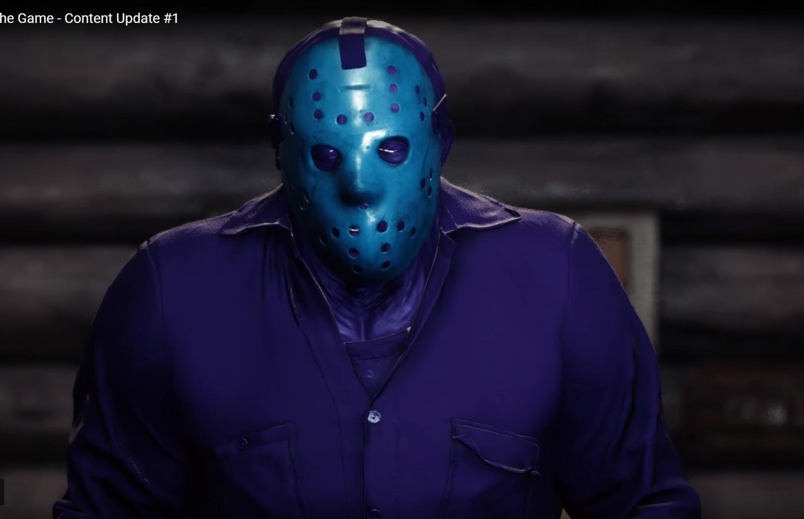 Friday the 13th Update: Entwickler entschuldigen sich mit Gratis-Kram