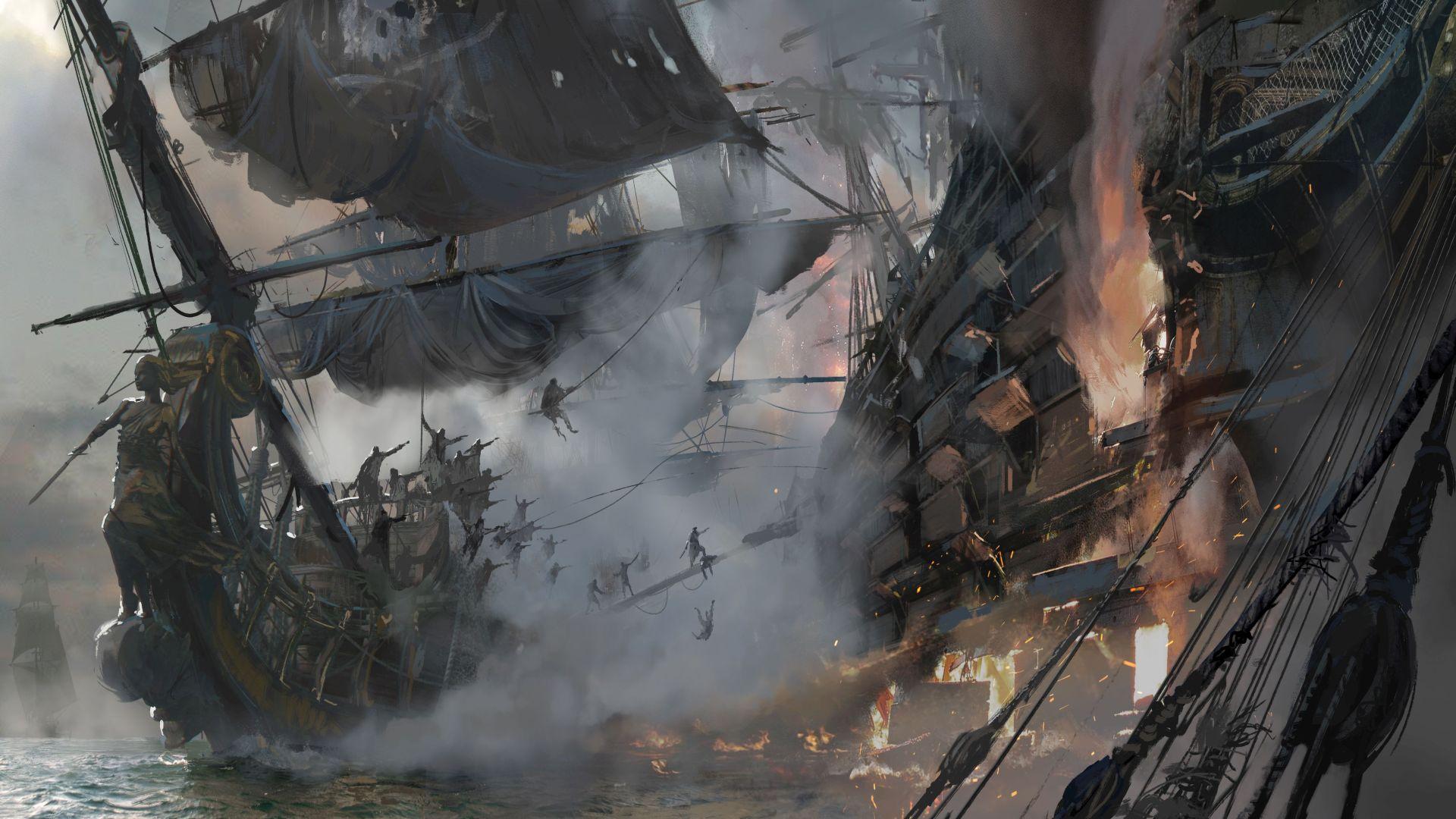 Ubisoft verschiebt Release von Skull and Bones, will's gut machen