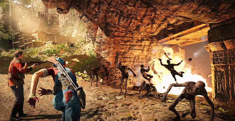Strange Brigade: Koop-Abenteuer mit Mumien für PS4, Xbox One, PC