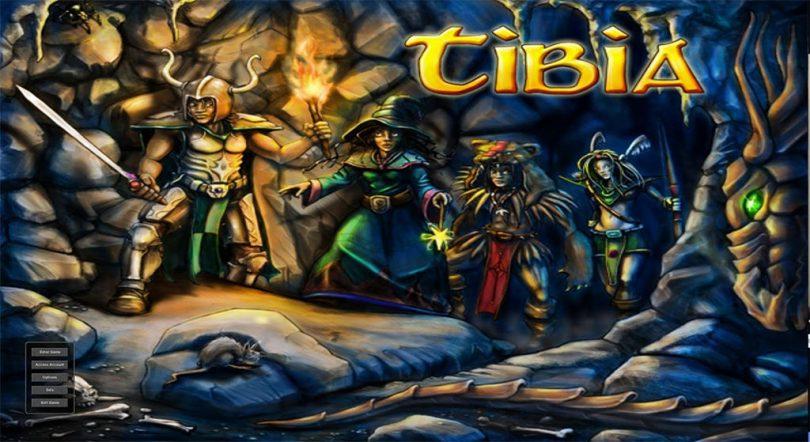 Tibia: Spieler öffnet eine legendäre Tür, die 12 Jahre verschlossen war