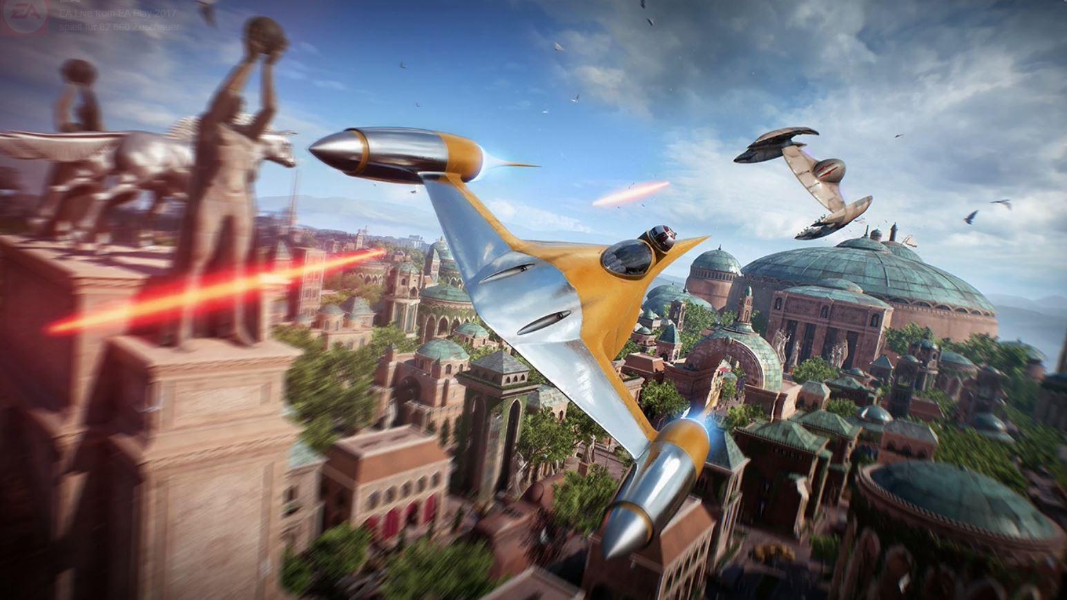 Star Wars Battlefront 2: DLCs kostenlos – EA setzt auf Mikrotransaktionen