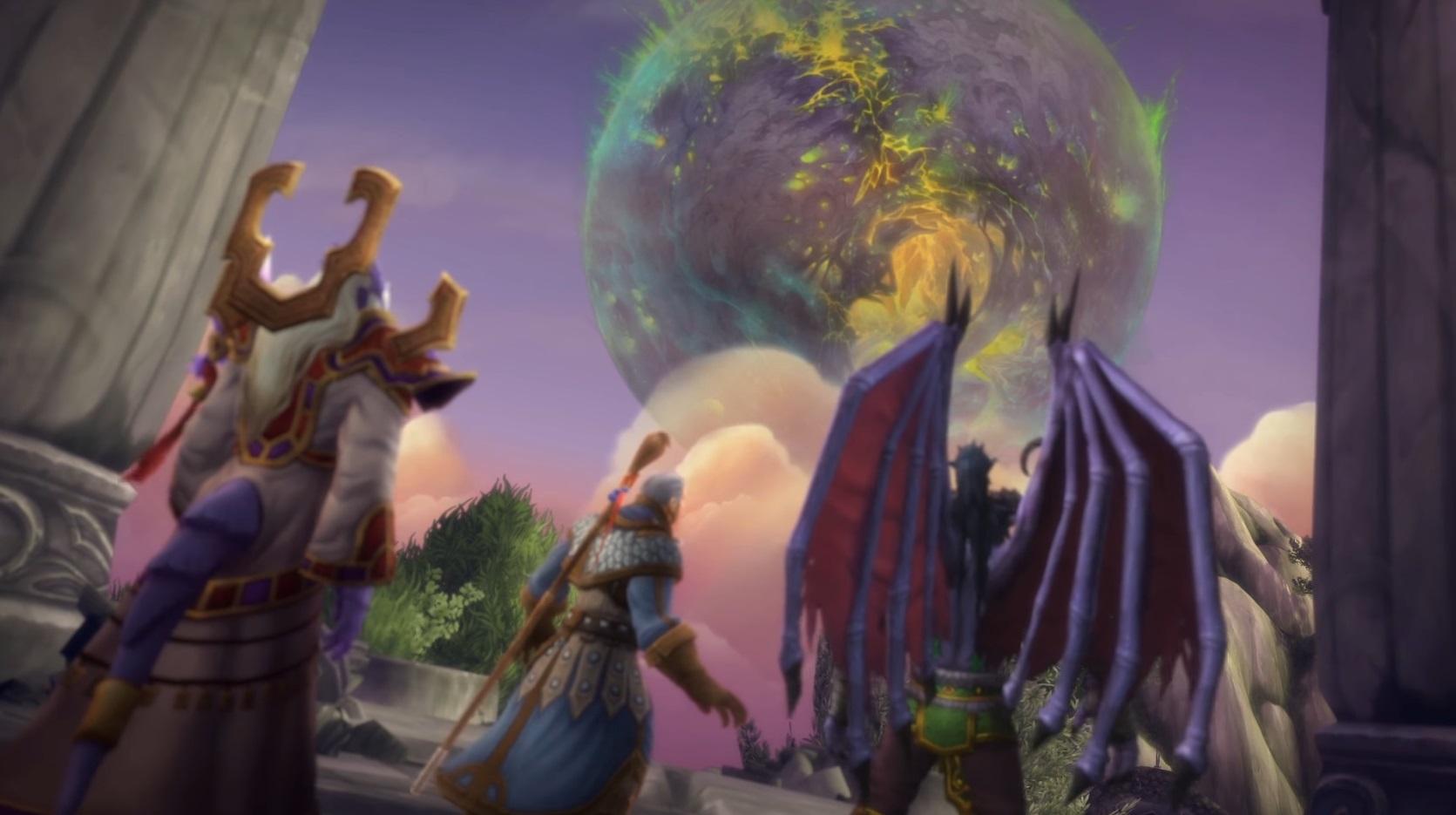 WoW: Warum Argus kein eigenes Addon bekommt