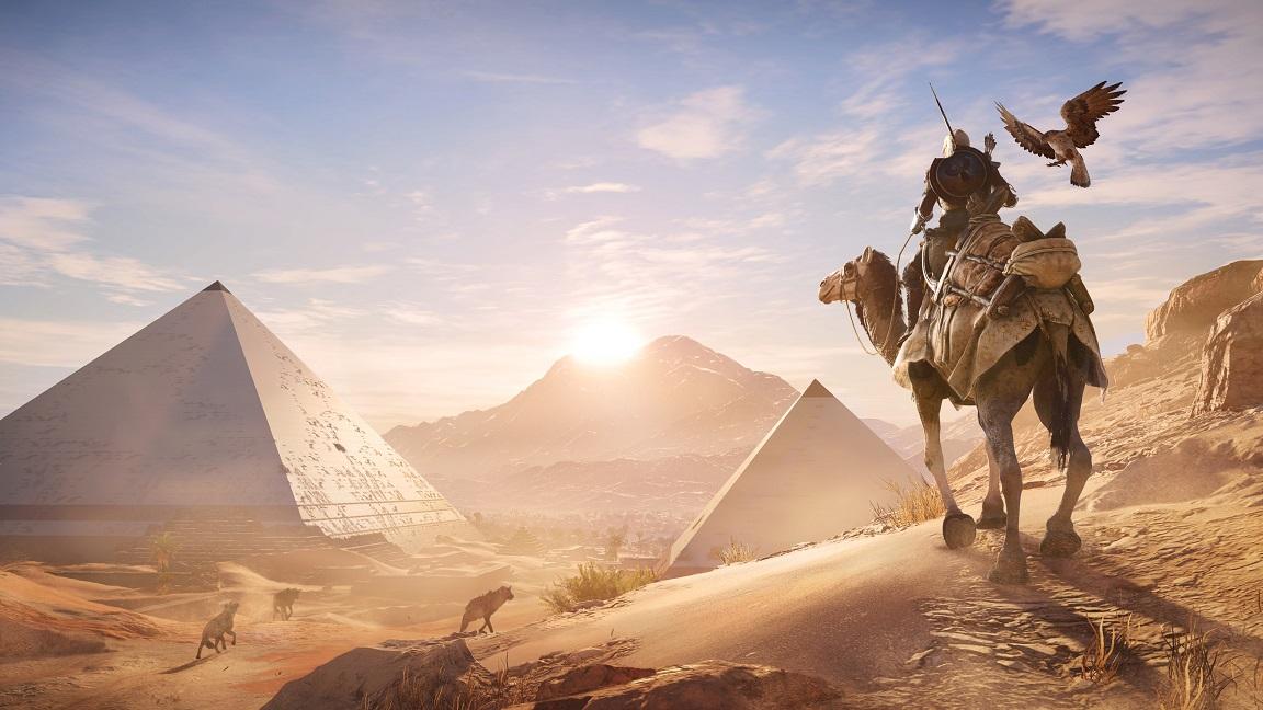 Assassin's Creed: Origins für 40€, FIFA 18 für 36€ – Spiele-Angebote bei Amazon