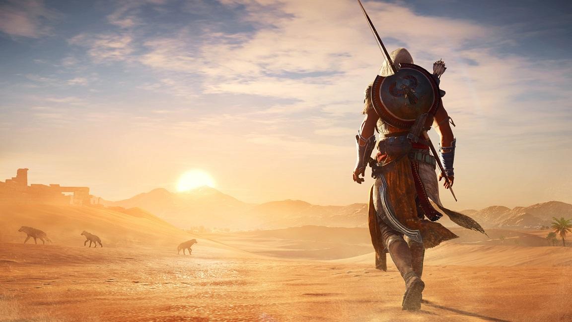 5 Dinge, die Ihr über Assassin's Creed Origins wissen müsst
