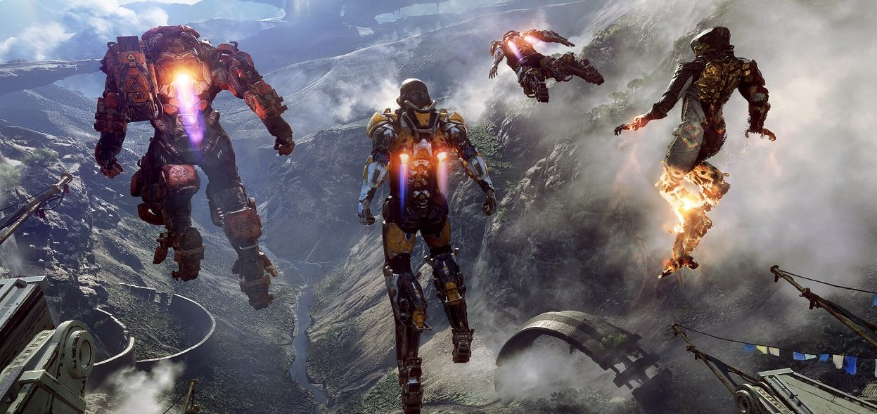 The Division 2, Borderlands 3, Anthem: Es wird eng für Destiny 2