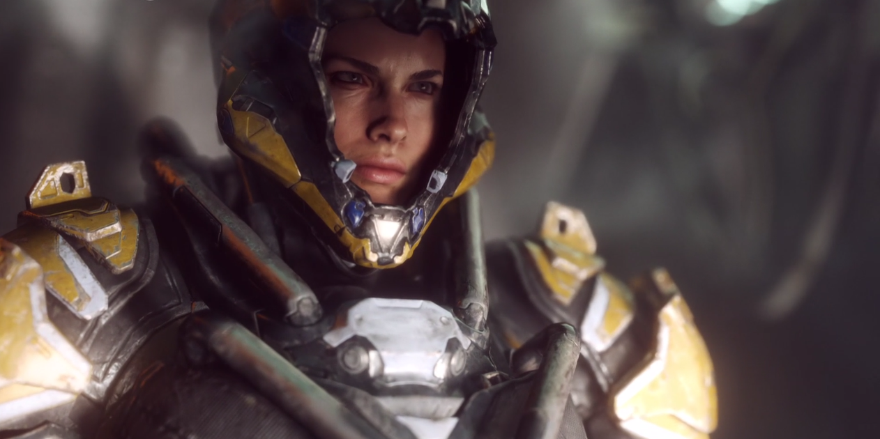 Anthem ist ein Third-Person-Shooter und RPG – Alles zum Gameplay-Reveal
