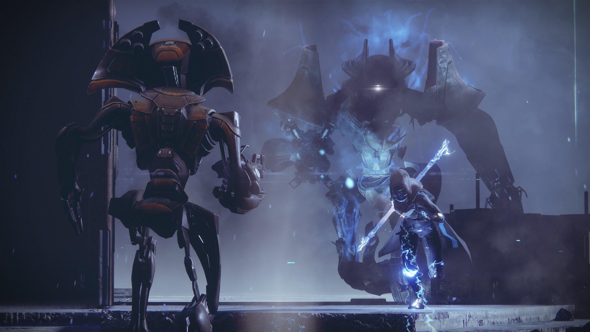 Destiny 2: Es gibt viel zu tun! – Lost Sectors, Schatzkarten und Abenteuer