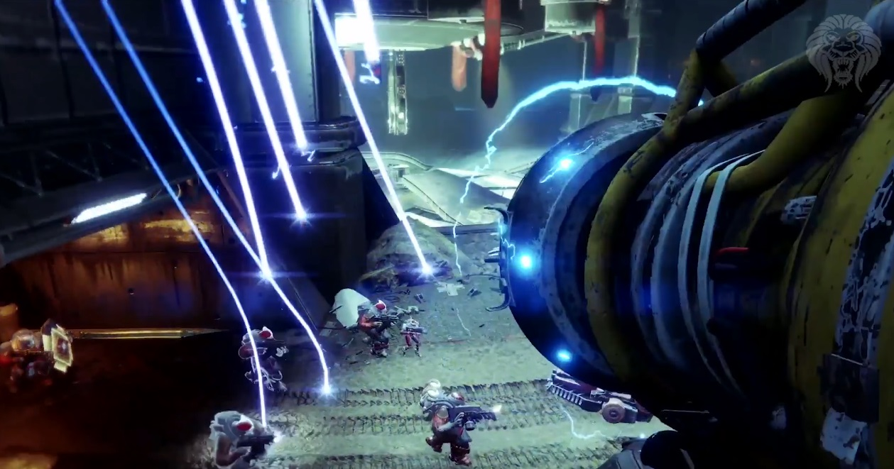 Info-Flut zu Destiny 2! – Hologramm-Emotes, Element-Mods, Wardcliff Coil