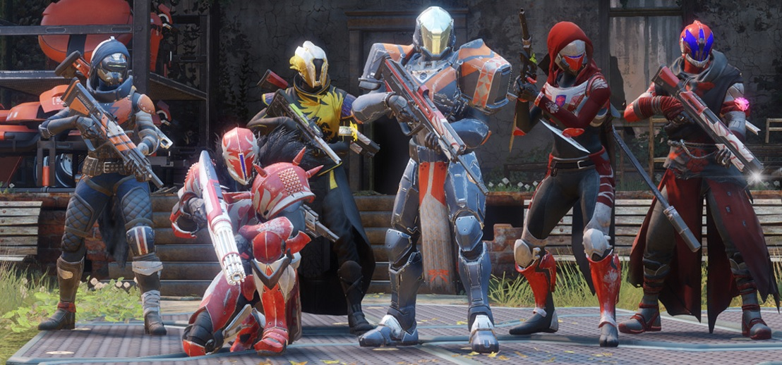 Die coolsten Outfits in Destiny 2 – Damit seht Ihr nicht mehr wie Noobs aus!