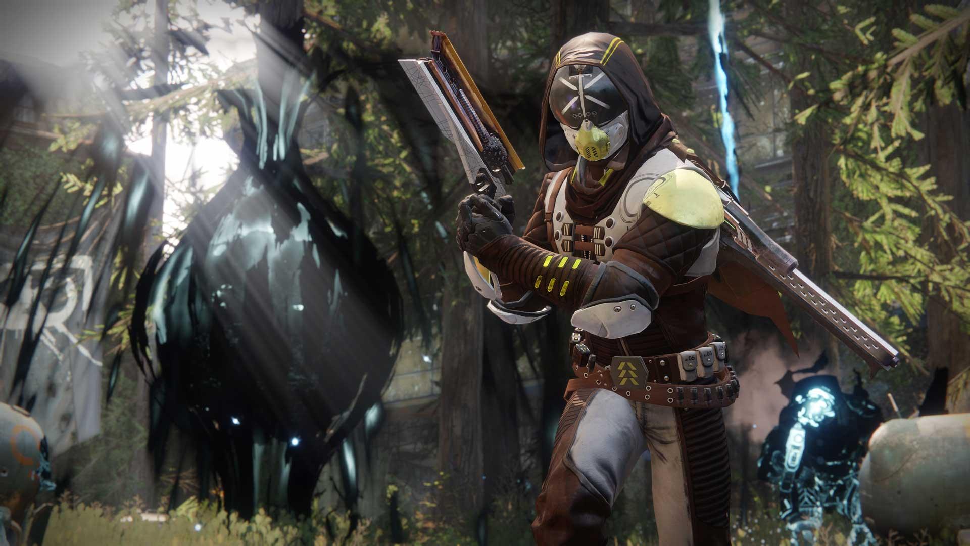 """Destiny 2: Die größte Neuerung – """"Vermutlich eine Story"""", so Bungie"""