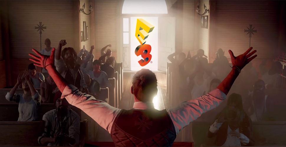 E3 2017 im Livestream – Wir bringen die E3 zu Euch nach Hause