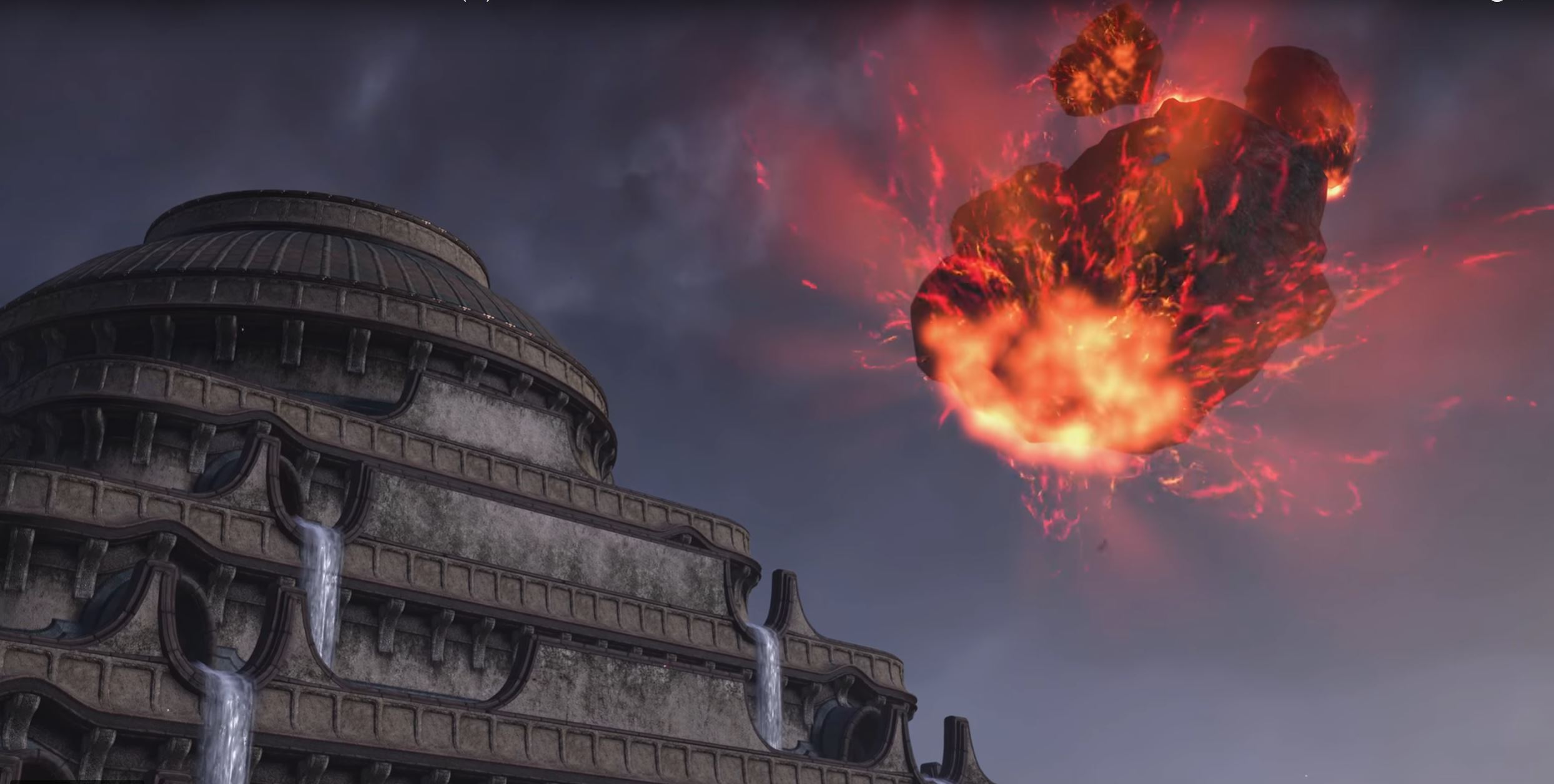 ESO Morrowind: Launch-Trailer zeigt den drohenden Untergang