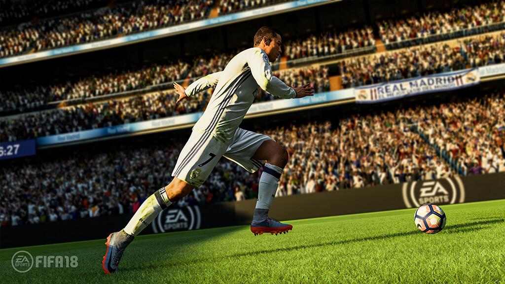 FIFA 18 – Schnellste Spieler der Bundesliga, Premier League, La Liga