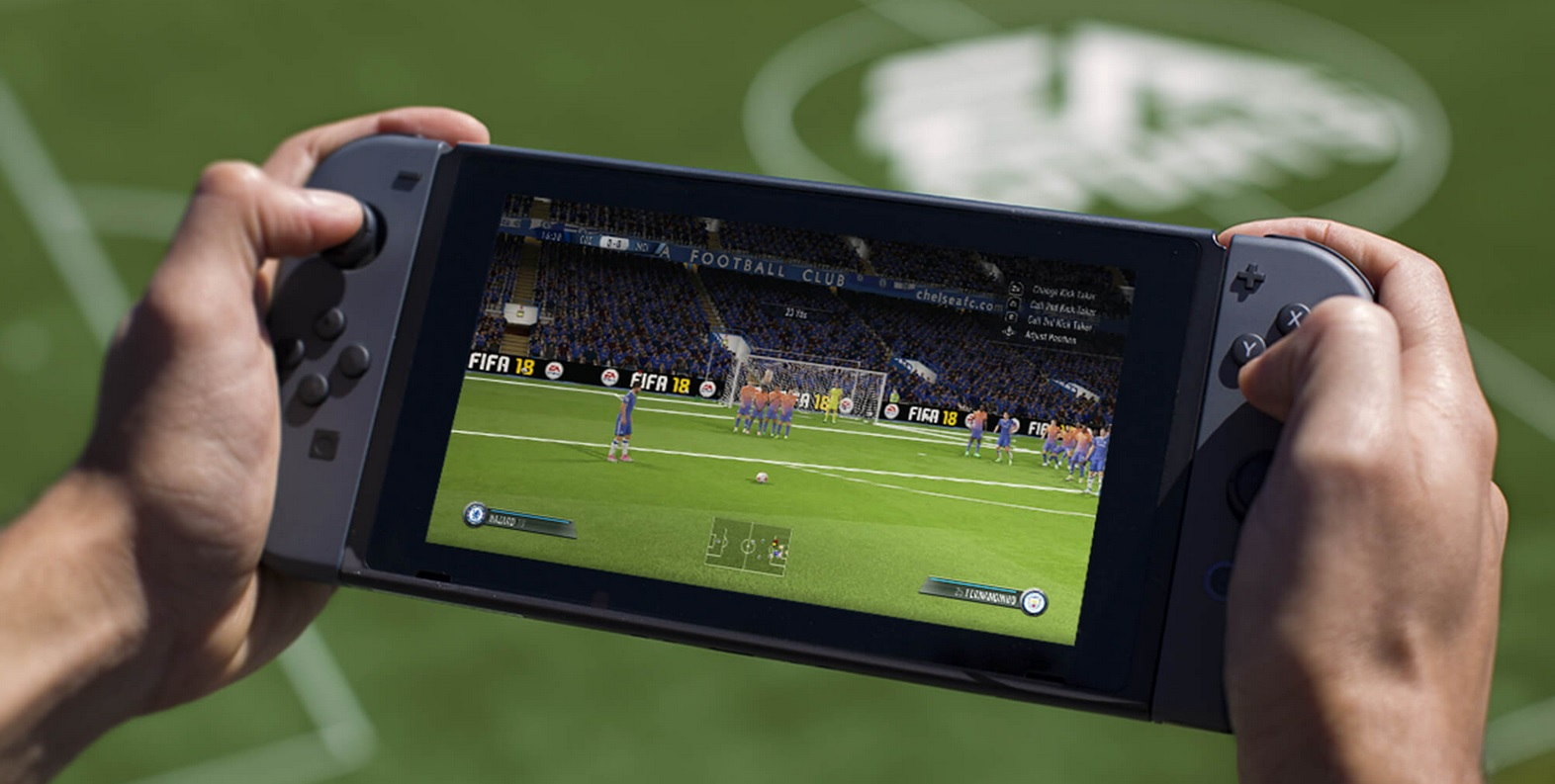 FIFA 18 für Nintendo Switch – Mit Ultimate Team, ohne Alex Hunter
